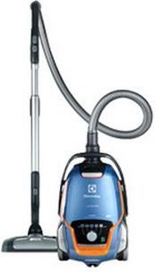 Electrolux UltraOne Canister Vacuum-Steel Blue-EL7080ACL