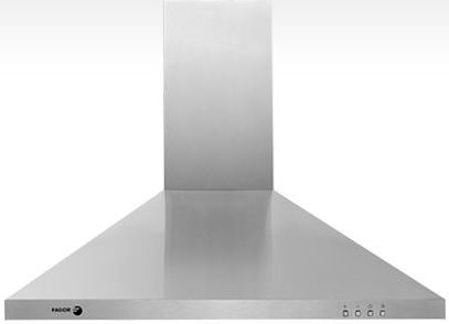 """Fagor Pyramid 36"""" Wall Mounted Vent Hood-Stainless Steel-60CFP-36X"""