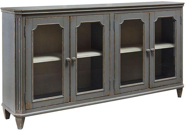 Ashley® Mirimyn Antique Gray Accent Cabinet-T505-662
