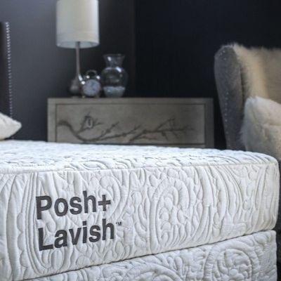 Posh+Lavish™ Restore Medium Full Mattress-MATRST-46-010