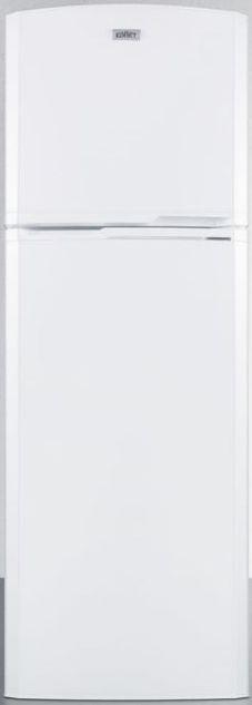 Summit® 8.8 Cu. Ft. Top Freezer Refrigerator-White-FF946WIM