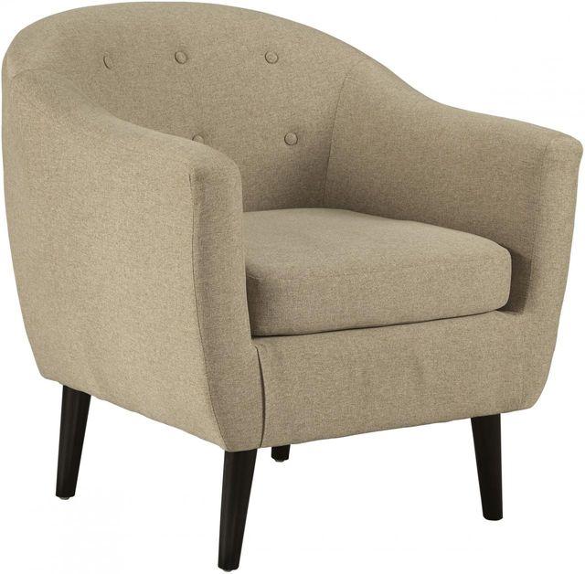 Signature Design by Ashley® Klorey Khaki Accent Chair-3620621