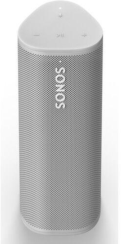 Sonos® Roam Lunar White Portable Speaker-ROAM-WHITE