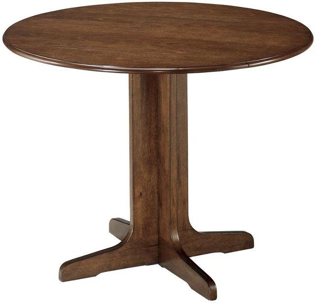 Signature Design by Ashley® Stuman Round Drop Leaf Table-D293-15
