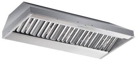 "Best Potenza 48"" Built In Range Hood-Stainless Steel-CP57IQT489SB"