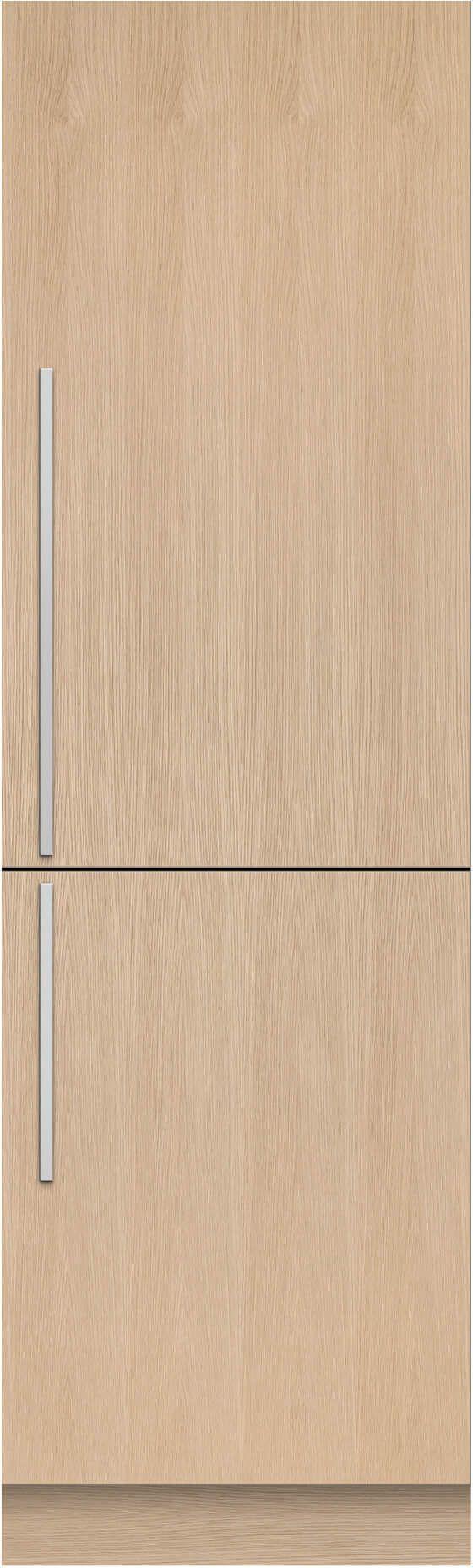 Réfrigérateur à congélateur inférieur de 24 po Fisher Paykel® de 8,0 pi³ - Prêt pour le panneau-RB2470BRV1