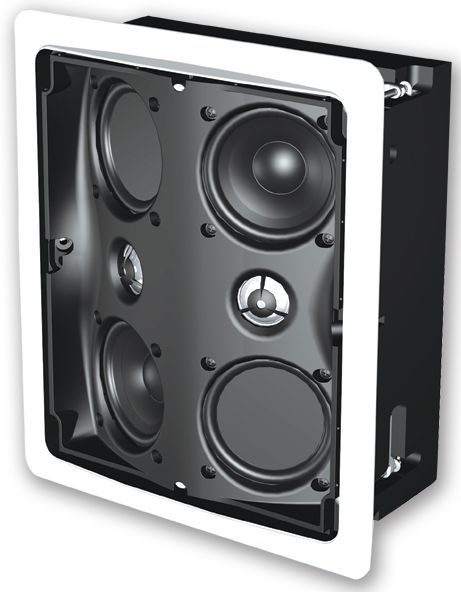 Definitive Technology® Reference Series In-Wall/In-Ceiling Surround Speaker-UIW RSS III