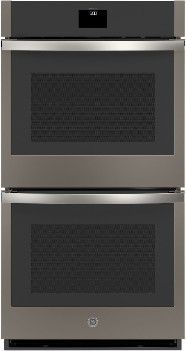 "GE® 27"" Slate Electric Double Oven Built In-JKD5000ENES"