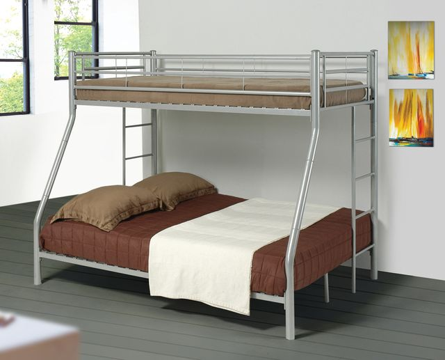 Coaster® Denley Youth Bunk Bed-Twin/Full-460062