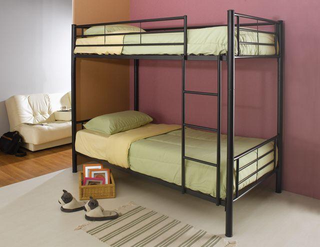Coaster® B-YOUTH BUNK BED-BUNK BED-460072B