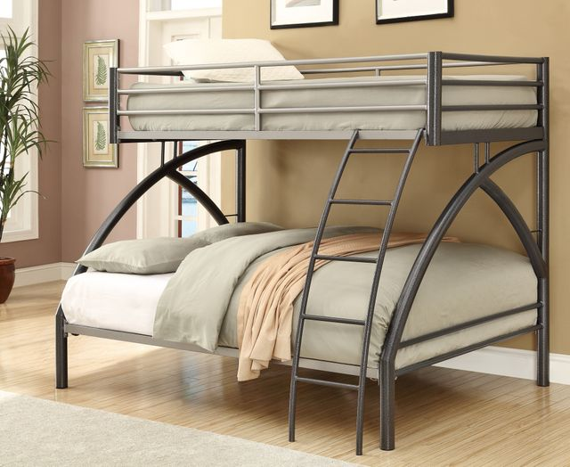 Coaster® Youth Bunk Bed-Twin/Full-460079