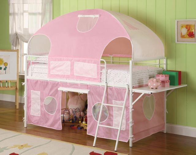 Coaster® Youth Tent Bunk Bed-Twin-460202