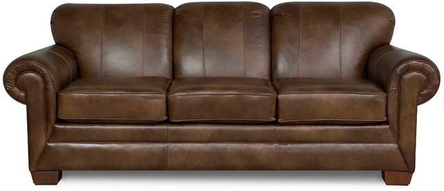 England Furniture® Leah Queen Leather Sleeper-1439AL