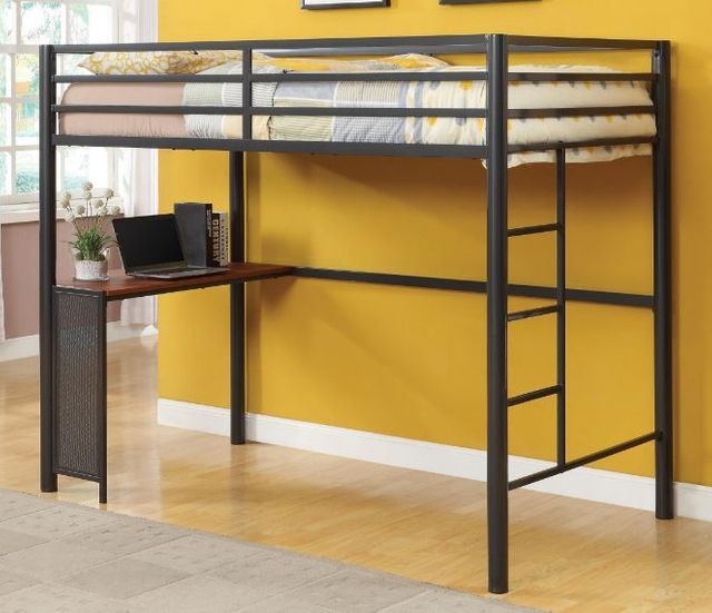 Coaster® Youth Workstation Loft Bed-Twin-460229