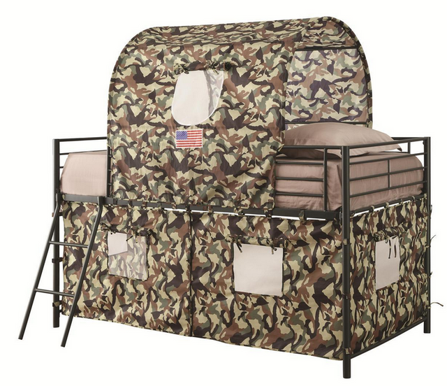 Coaster® Youth Tent Loft Bed-Twin-460331