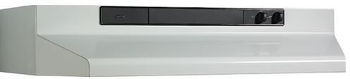 """Broan® 30"""" Under The Cabinet Hood-White-463001"""