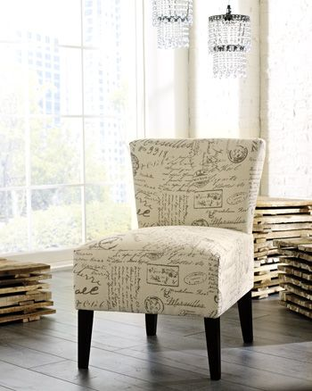 Signature Design by Ashley® Ravity Taupe Accent Chair-4630160