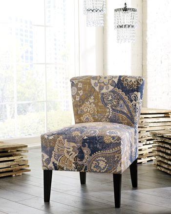 Signature Design by Ashley® Ravity Denim Accent Chair-4630460