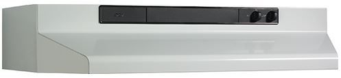 """Broan® 36"""" Under The Cabinet Hood-White-463601"""