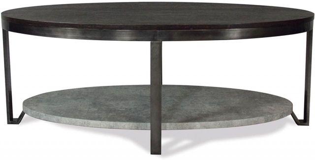 Riverside Furniture Jude Oval Coffee Table-10402