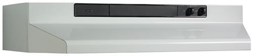 """Broan® 42"""" Under The Cabinet Hood-White-464201"""