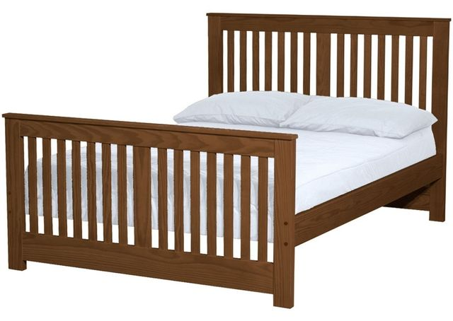 Crate Designs™ Brindle Full Extra-Long Shaker Bed-B44749Q