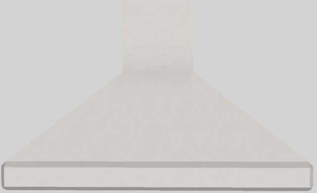 """Vent-A-Hood® 48"""" Euro-Style Island Range Hood-Stainless Steel-ISDH18-248 SS"""