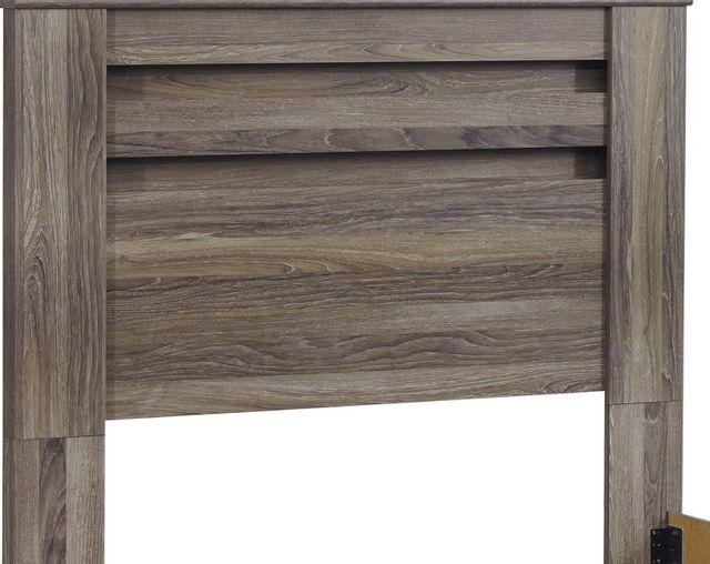 Signature Design by Ashley® Zelen Warm Gray King/California King Panel Headboard-B248-68