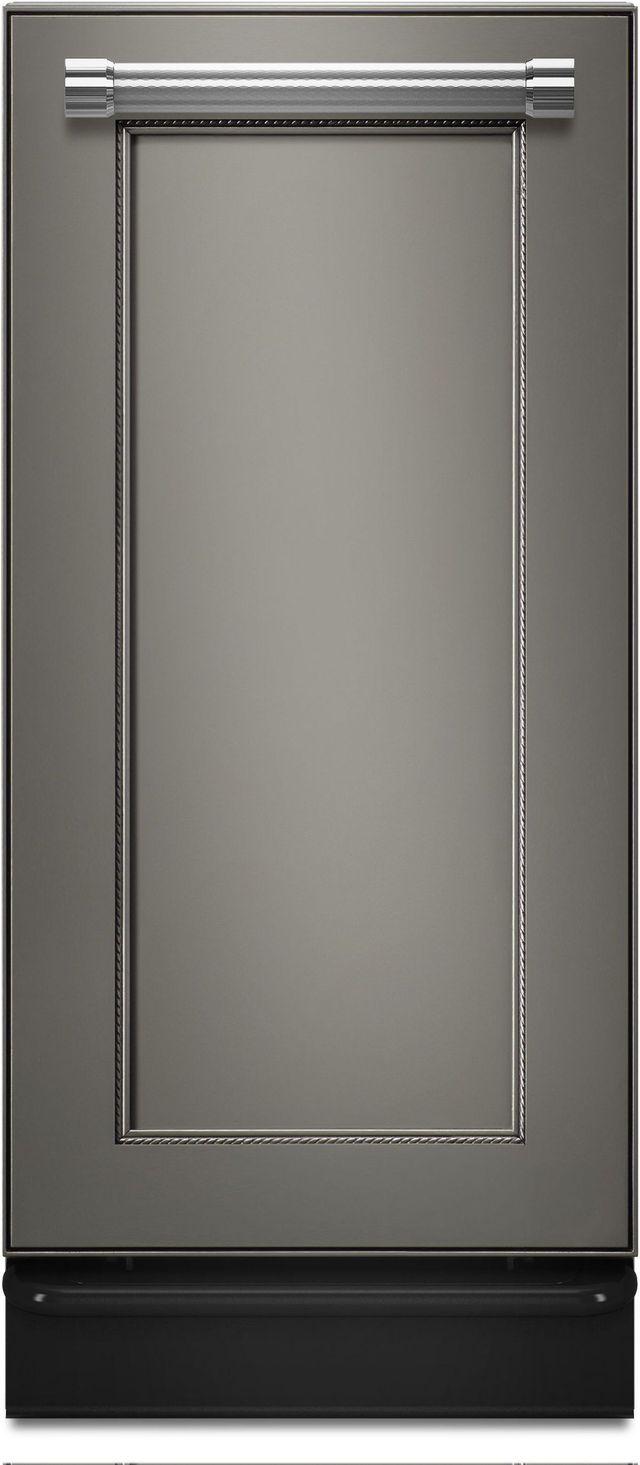 "KitchenAid® 15"" Panel Ready Built In Trash Compactor-KTTS505EPA"