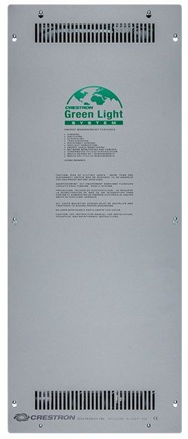 Crestron® Zūm™ Expanded Lighting Control Processor Panel-GLNET-ZUM-CN