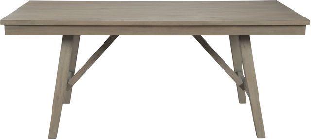 Table de salle à manger rectangulaire Aldwin, gris, Signature Design by Ashley®-D617-45