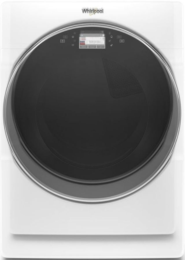 Whirlpool® 7.4 Cu. Ft. White Front Load Electric Dryer-WED9620HW