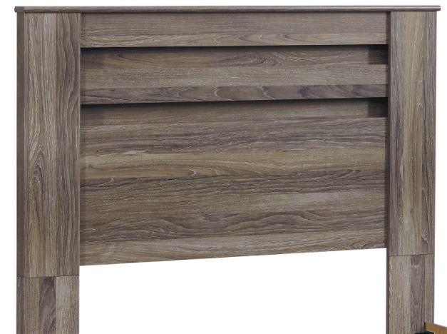 Signature Design by Ashley® Zelen Warm Gray Queen/Full Panel Headboard-B248-67