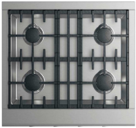 """DCS 30"""" Professional Gas Cooktop-Stainless Steel-CPV2-304-N"""