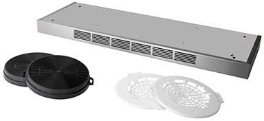 Broan 48 Inch Non-Duct Recirculating Kit - ANKE60482SS -ANKE60482SS