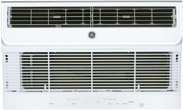GE® 10,000 BTU's Soft Gray Thru the Wall A/C-AJCM10DWH