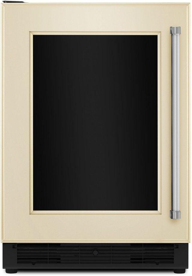 KitchenAid® 4.8 Cu. Ft. Panel Ready Frame Beverage Center-KUBL204EPA