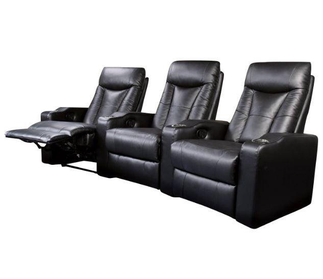 Coaster® L-THEATER-RECLINER-600130ER