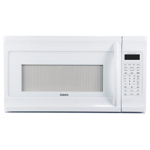 Galanz 1.9 Cu. Ft. White Over The Range Microwave-GLOMJC19WES-10