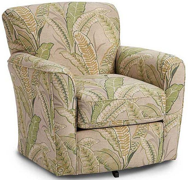 Best Home Furnishings Kaylee Living Room Swivel Chair-2888