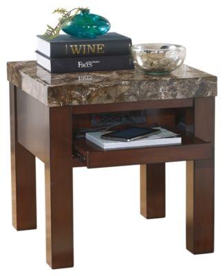 Signature Design by Ashley® Square Square End Table-T687-2