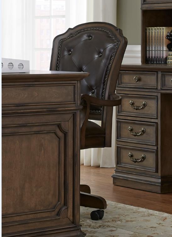 Liberty Ameilia Jr Executive Office Chair-487-HO197