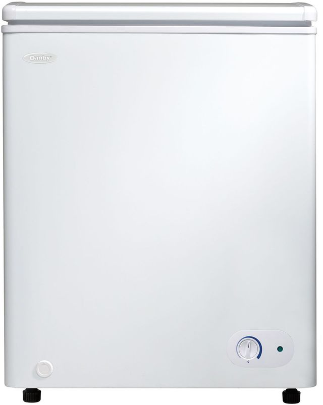 Danby® 3.8 Cu. Ft. White Chest Freezer-DCF038A2WDB
