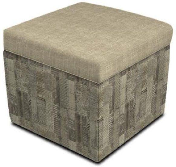 England Furniture® Parson Storage Ottoman-2F00-81