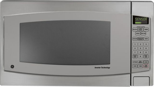 GE® Profile™ 2.2 Cu. Ft. Stainless Steel Countertop Microwave-JES2251SJ