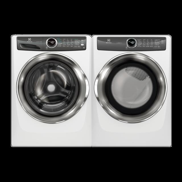 Electrolux Island White Laundry Pair-ELLAUEFME527UIW
