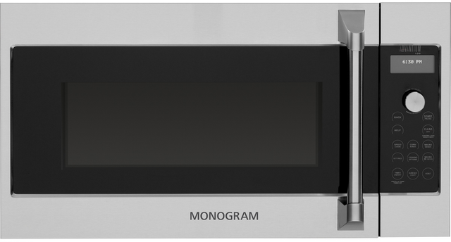 Monogram® Advantium® 120 Above-the-Cooktop Speedcooking Oven-Stainless Steel-ZSA1202JSS