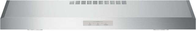 """GE Profile™ 35.88"""" Stainless Steel Under The Cabinet Hood-PVX7360SJSS"""
