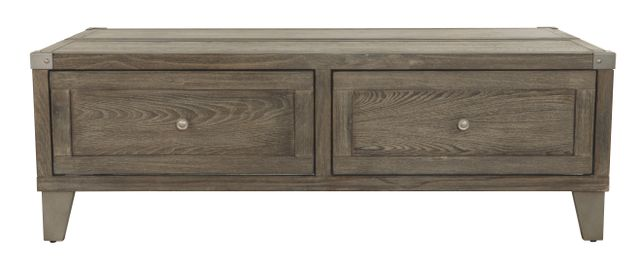Signature Design by Ashley® Chazney Rustic Brown Lift Top Cocktail Table-T904-9