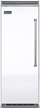 Viking® Professional 5 Series 17.8 Cu. Ft. Built-In All Refrigerator-White-VCRB5303LWH